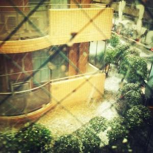Dari jendela kamar