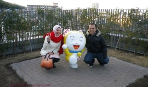 Us with Dorami