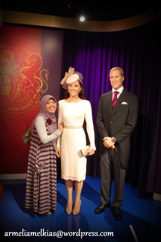 Me with Duchess and Duke of Cambridge